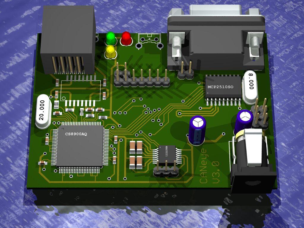 Suche Software zum zeichnen von Schaltplänen - Roboternetz-Forum